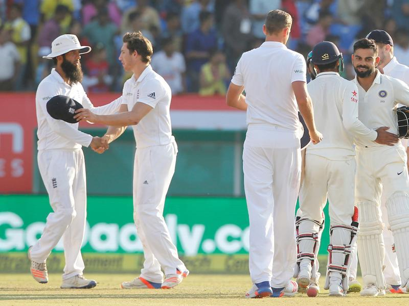 However, Kohli found good company in Ravindra Jadeja and the pair ensured that the match was drawn. (BCCI)