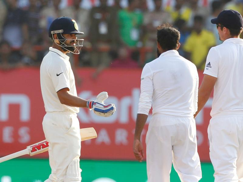 The series now shifts to Vizag for the second Test on November 17 with both teams 0-0. (BCCI)
