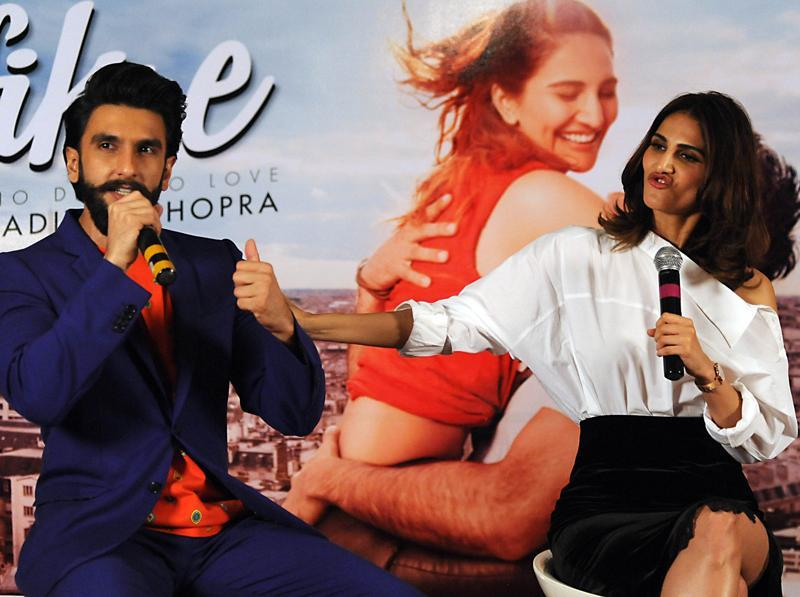 Befikre marks Aditya Chopra's return to direction after a gap of eight years. His last directorial venture was Rab Ne Bana Di Jodi in 2008. (AFP Photo)