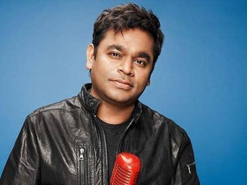 So will be musician AR Rahman.