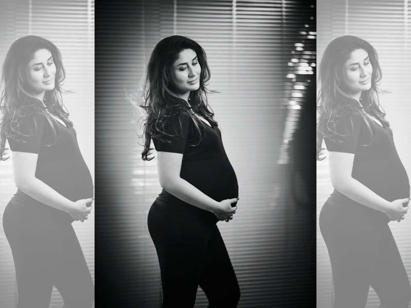 """I'm a little less nervous about the rest of my pregnancy as I am about getting back into shape. I'd love to be Size Zero again. It'll be exciting."" (Rohan Shrestha)"