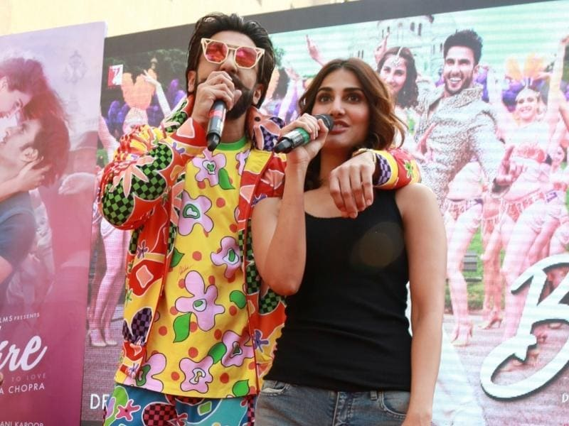 And the choice of sunglasses. Providing a sharp contrast to Ranveer's rainbow-clown look, Vaani kept it simple, sticking to a black ganji and a distressed denim. (IANS)
