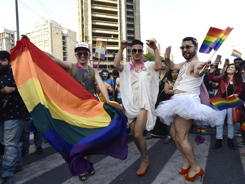 New Delhi gay parade in pictures