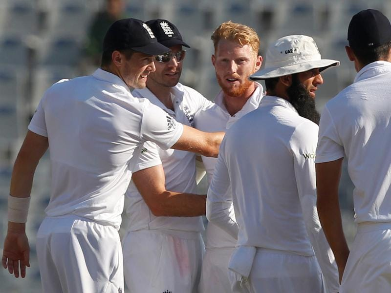 Ben Stokes broke the 97-run stand by dismissing Ravichandran Ashwin for 72. (Photo by: Deepak Malik/ BCCI/ SPORTZPICS)