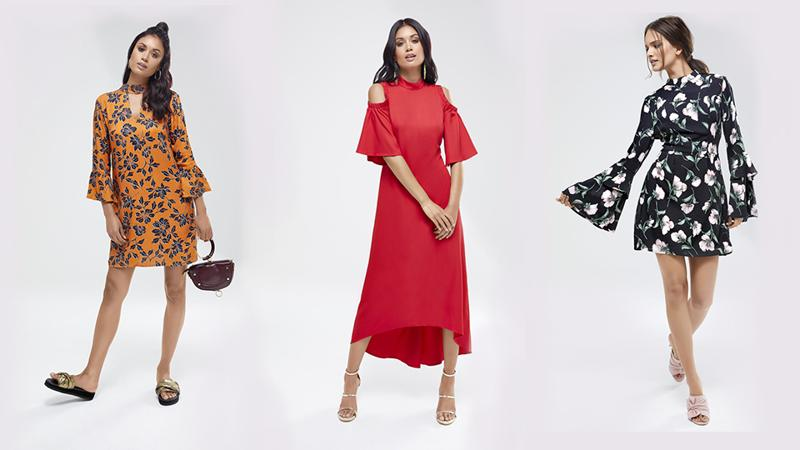 Confused about what to wear for the Diwali bash? Slay the night with dresses that strike a balance between elegance and glamour.  (KOOVS.COM)