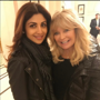 Shilpa Shetty meets Goldie Hawn, says the Hollywood actor and she have a soul connection