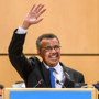 New director general WHO, Dr Tedros, takes charge