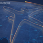 Pilots trace Dreamliner's shape as they fly across 22 US states