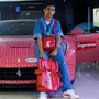 Dubai-based teen flaunts his Ferrari wrapped in Supreme and Louis Vuitton logos