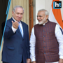 Israeli PM in India: One UN vote won't change our relations