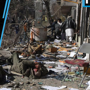 Ambulance suicide bombing by Taliban kills at least 40 in Kabul
