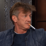 Sean Penn chainsmokes on Colbert show, Twitter has mixed feelings