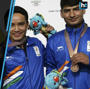 2018 Commonwealth Games: Shooting, badminton, table tennis add to gold ...