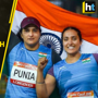 #ICYMI: Punia wins her 4th consecutive CWG medal in Discus throw