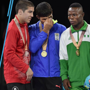 2018 CWG: Wrestlers Sushil and Rahul react to gold medal triumph