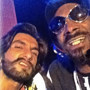 Snoop Dogg is not in Gully Boy, but here's a pic of him and Ranveer Singh