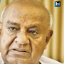 Karnataka suffered under BJP rule: HD Deve Gowda