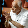 Watch: Yeddyurappa resigns as CM ahead of trust vote in Karnataka assem...