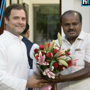 Watch: JD(S)leader Kumaraswamy to oath as Karnataka CM today