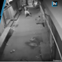 Watch: Delhi's dancing thief caught on CCTV camera