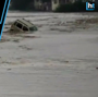 Car washed away in Haridwar after heavy rainfall