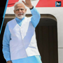 """PM begins three-nation Africa tour, greeted with """"Modi Modi"""" chants in ..."""
