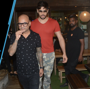 Priyanka Chopra at Farhan's house, Khushi Kapoor at a salon, see where celebs...