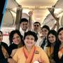 Daughter pilots mother's last flight as Air India crew