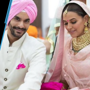 Neha Dhupia, Angad Bedi's PDA-packed Maldives honeymoon