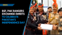 BSF, Pak Rangers exchange sweets to celebrate Pakistan's Independence D...