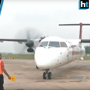Watch: India's first biojet fuel flight
