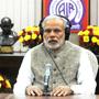 In last 'Mann ki Baat' before polls, Modi says he will be back in May