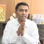My govt will face floor test tomorrow, says new Goa CM Pramod Sawant