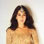 Sara Ali Khan shows how to stun in a gold lehenga. See latest pics