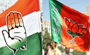 BJP, Congress put up show of strength on last day of campaign