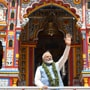 'India wins yet again', tweets PM Modi as BJP set for bigger win than 2014