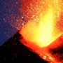 Italy's Mount Etna, Europe's highest volcano, sparks into life
