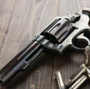3 arrested for stealing revolver, live rounds