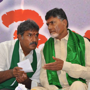 TDP lawmaker rejects Naidu's offer for 'big post', sets off buzz about next move