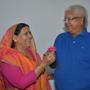 On Lalu Yadav's 72nd birthday, Rabri Devi's message on Twitter