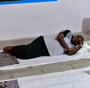 'Ready to sleep on road', says Kumaraswamy before spending night in school