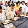 Anna canteens down shutters in Andhra, await new policy from Jagan govt