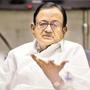 Chidambaram says Aircel-Maxis a 'saga of motivated probe