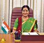 Sushma Swaraj, BJP stalwart and former external affairs minister, dies at 67