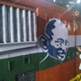 Indian Railways paints Mahatma Gandhi's picture on locomotives to mark his 150th birth anniversary