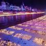 5.4 lakh earthen lamps light up in Ayodhya for Deepotsav, Yogi in attendance