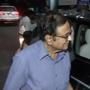 Former union minister P Chidambaram taken to AIIMS Delhi, now discharged