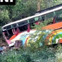 5 die after luxury bus falls into 60-foot gorge off old Pune-Mumbai highway