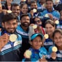 SAG 2019:India breach double hundred in medal count, century mark in gold