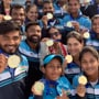 India close in to 300-medal mark on penultimate day